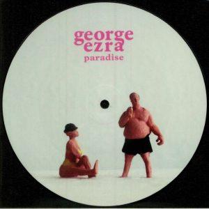 喬治艾茲拉 / 愛情天堂 (7吋黑膠限量單曲)