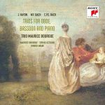 莫里斯‧布爾格三重奏/海頓與巴哈之子:古典樂派木管三重奏 (2CD)