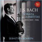賽巴斯汀‧波仁/巴哈:小提琴奏鳴曲 & 組曲 BWV 1004-1006