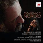 多明尼克‧諾迪歐/馬里皮埃洛 & 布梭尼:小提琴協奏曲