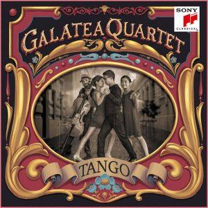 葛拉蒂亞弦樂四重奏/阿根廷傳統探戈四重奏新貌