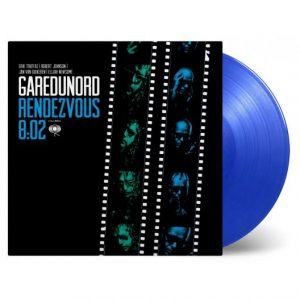 Gare Du Nord/Rendezvous 8:02 (LP黑膠)首批限量藍色彩膠
