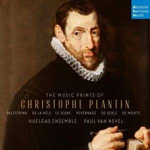 修加斯合唱團/克里斯多夫‧普朗坦文藝復興複音合唱樂譜集
