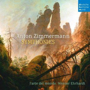 藝術世界合奏團/安東齊默曼:交響曲集