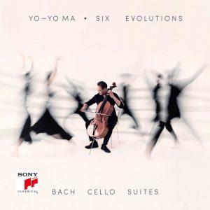 馬友友/巴哈:無伴奏大提琴組曲(2018年全新錄製)【2CD】