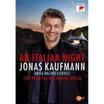 喬納斯考夫曼/義大利之夜─「瓦爾德尼森林劇場」現場實況 (DVD)