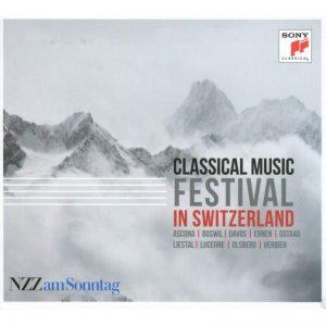 眾藝人/瑞士音樂節現場錄音精華 (13CD)