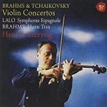 謝霖/布拉姆斯&柴可夫斯基:小提琴協奏曲、拉羅:西班牙交響曲、布拉姆斯:法國號三重奏 (2CD)