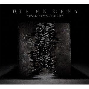 DIR EN GREY / VESTIGE OF SCRATCHES (初回生產限定盤)
