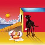瓊脂雙人組 / 狗狗與未來 (2LP黑膠唱片)