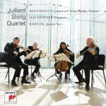 茱莉亞弦樂四重奏/貝多芬 – 大衛朵夫斯基 – 巴爾托克