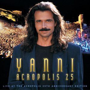 雅尼/雅尼─雅典衛城現場演奏專輯:25週年紀念影音豪華盤 (CD+DVD+BD)
