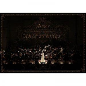 "Aimer / Aimer special concert with 斯洛伐克廣播交響樂團 ""ARIA STRINGS"" (DVD+CD初回盤)"
