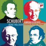 巴塞爾室內管弦樂團&霍利格/舒伯特:第九號交響曲《偉大》&魔法豎琴序曲