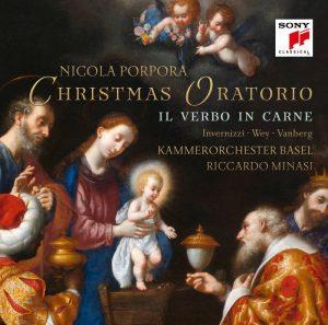 巴塞爾室內管弦樂團/波普拉:《肉身為話》聖誕神劇 (世界首度錄音)