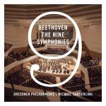 麥可桑德林/貝多芬:交響曲全集 (5CD)
