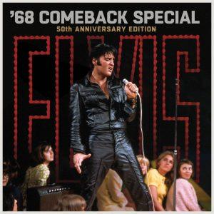 貓王 / 王者回歸: 1968 NBC LIVE現場 50周年豪華套裝 (5CD+2Blu-Ray)