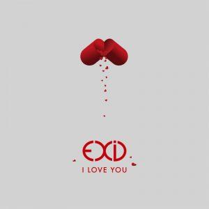 EXID / I LOVE YOU 台灣盤