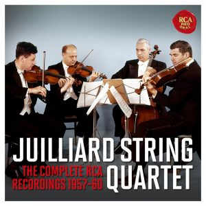 茱莉亞弦樂四重奏/茱莉亞弦樂四重奏RCA錄音全集 (11CD)