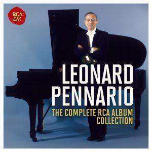 李歐納潘納里歐/美國鋼琴大師:李歐納‧潘納里歐RCA錄音全集 (12CD)