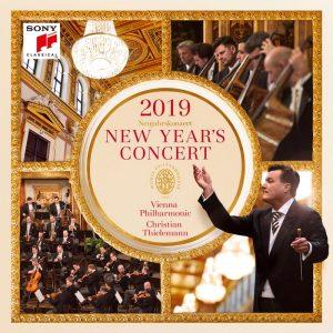 克里斯提安提勒曼&維也納愛樂/2019維也納新年音樂會 (2CD)