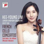 林希映/法國大提琴協奏名曲