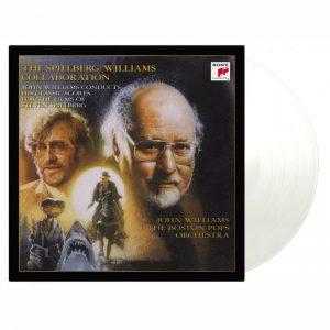 約翰威廉斯/約翰威廉斯重新演繹史匹柏電影配樂名曲(2LP黑膠) 首批限量彩膠