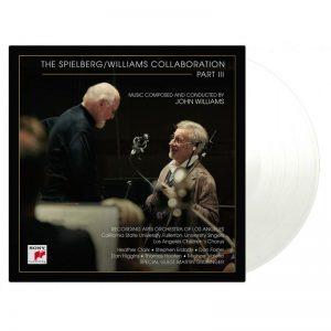 約翰威廉斯/威廉斯&史匹柏:經典電影配樂名曲3 (2LP黑膠) 首批限量彩膠