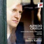 丹尼爾魯斯提歐尼/卡塞拉:鋼琴協奏曲、帕格尼尼風、史卡拉第風