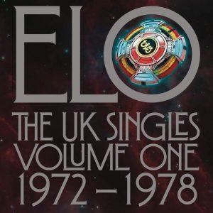 電光交響樂樂團 / 英國金榜 45轉七吋單曲第一集1972-1978 (16LP黑膠)