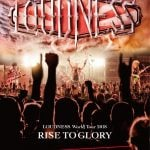 響度樂團『LOUDNESS World Tour 2018 RISE TO GLORY METAL WEEKEND』6月4日台壓發行