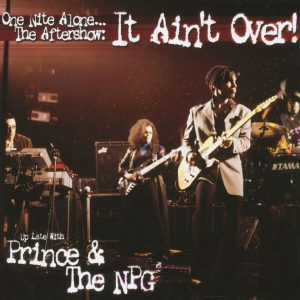 Prince & The New Power Generation / One Nite Alone… The Aftershow: It Ain't Over! (Up Late with Prince & The NPG) Purple Vinyl