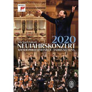 Andris Nelsons & Wiener Philharmoniker/New Year's Concert 2020 (DVD)