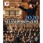 Andris Nelsons & Wiener Philharmoniker / New Year's Concert 2020 (BD)