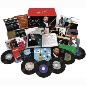 Isaac Stern / The Complete Columbia Analogue Recordings