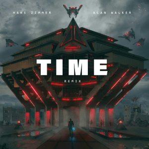 Alan Walker x Hans Zimmer / Time (Alan Walker Remix) (12 inch Maxi-Single Vinyl)