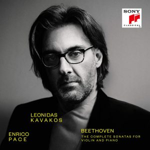Leonidas Kavakos & Enrico Pace/Beethoven: The Complete Sonatas for Violin and Piano