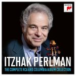 Itzhak Perlman/ The Complete RCA and Columbia Album Collection