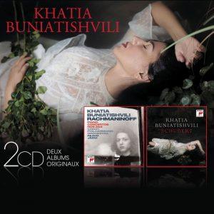 Khatia Buniatishvili / Rachmaninov ; Schubert