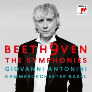 Kammerorchester Basel & Giovanni Antonini / Beethoven: The 9 Symphonies (6CD)