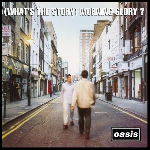 Oasis / (What's The Story) Morning Glory – 25th Anniversary Silver Vinyl