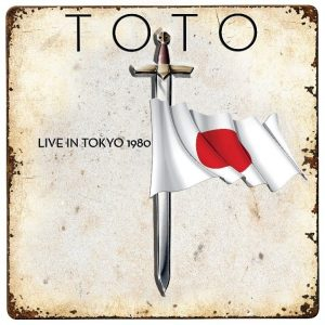 Toto / Live In Tokyo 1980 (2020 RSD)
