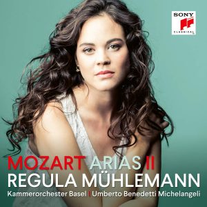 Regula Mühlemann & Kammerorchester Basel /Mozart Arias II