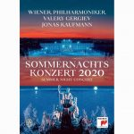 Valery Gergiev & Wiener Philharmoniker / Summer Night Concert 2020 (DVD)