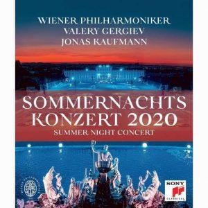 Valery Gergiev & Wiener Philharmoniker/ Summer Night Concert 2020 (BD)