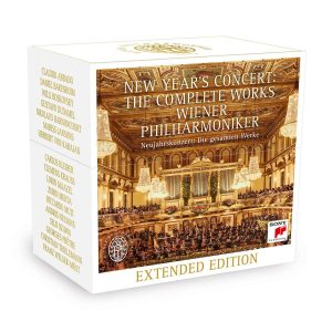 Wiener Philharmoniker/New Year's Concert: The Complete Works / Neujahrskonzert: Die gesamten Werke – Extended Edition (26CD)