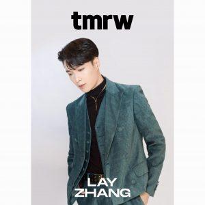Lay Zhang / tmrw magazine