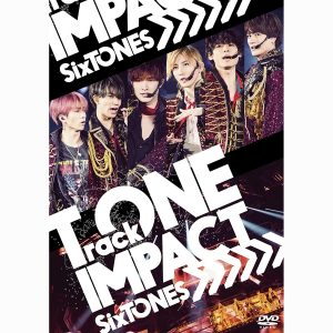 SixTONES / TrackONE -IMPACT- (Standard Edition 2DVD)