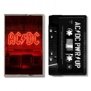 AC/DC / Power Up (black cassette)