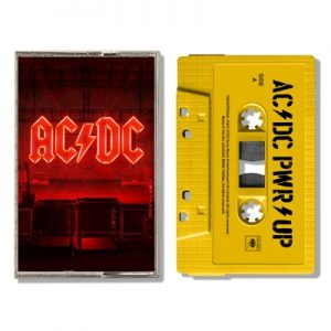 AC/DC / Power Up (yellow cassette)